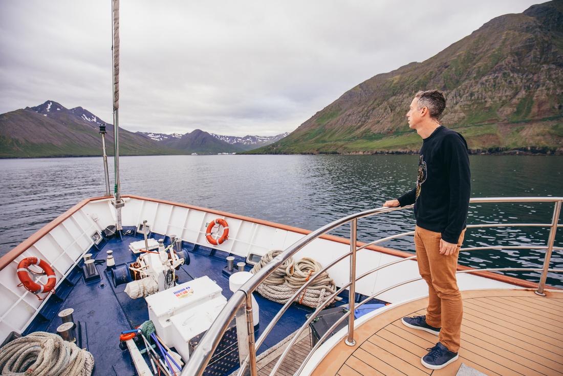 Cruising Iceland: Westman Islands to Westfjords 1