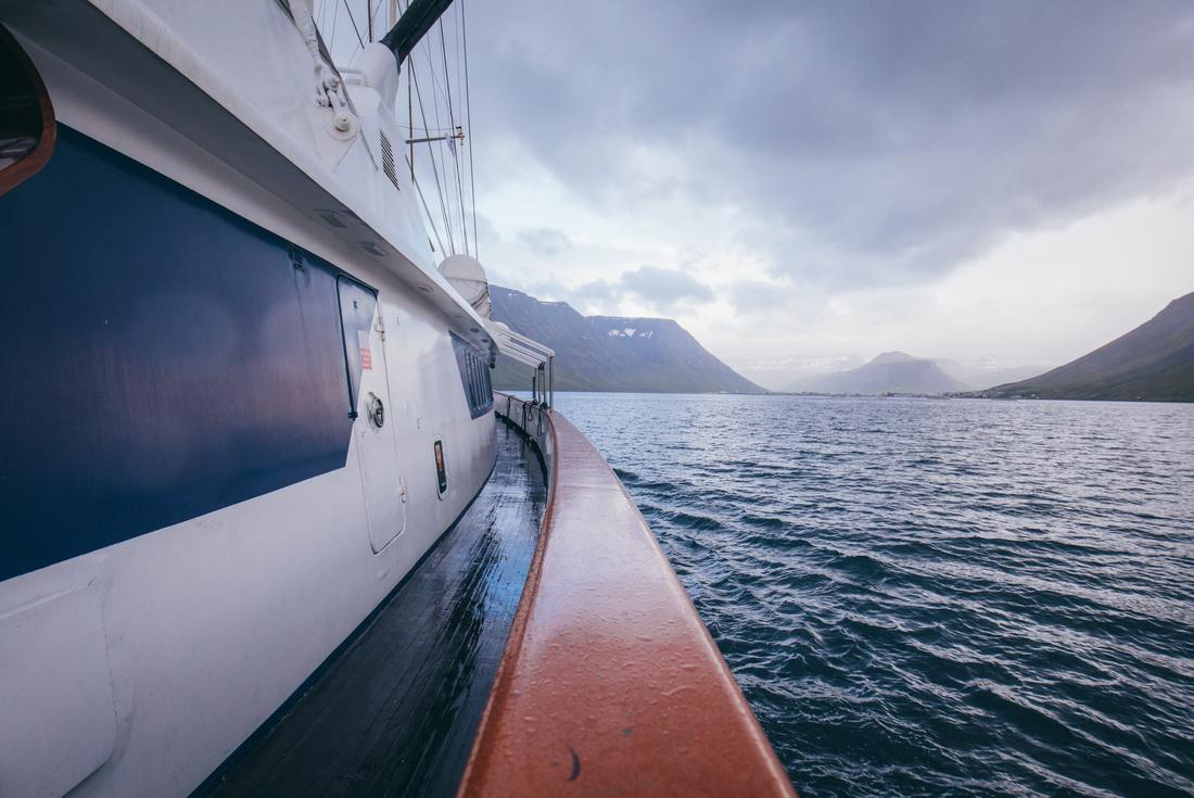 Cruising Iceland: Westman Islands to Westfjords 2