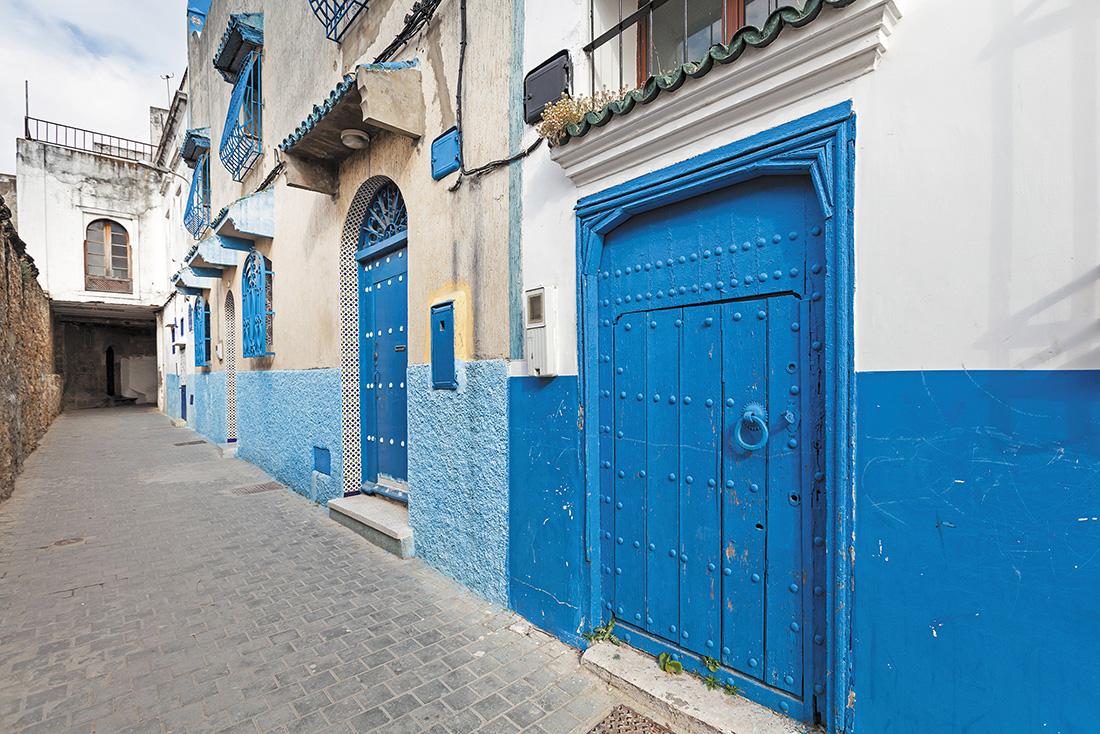 Cruising Spain, Portugal and Morocco - Lisbon to Malaga 2
