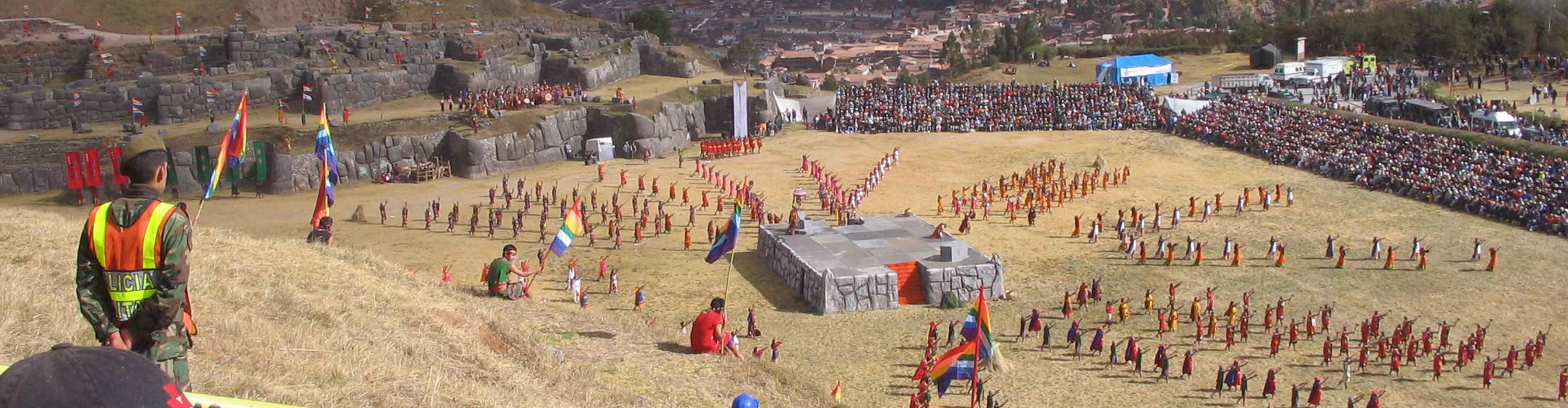 Peru Inti Raymi & Archaeology