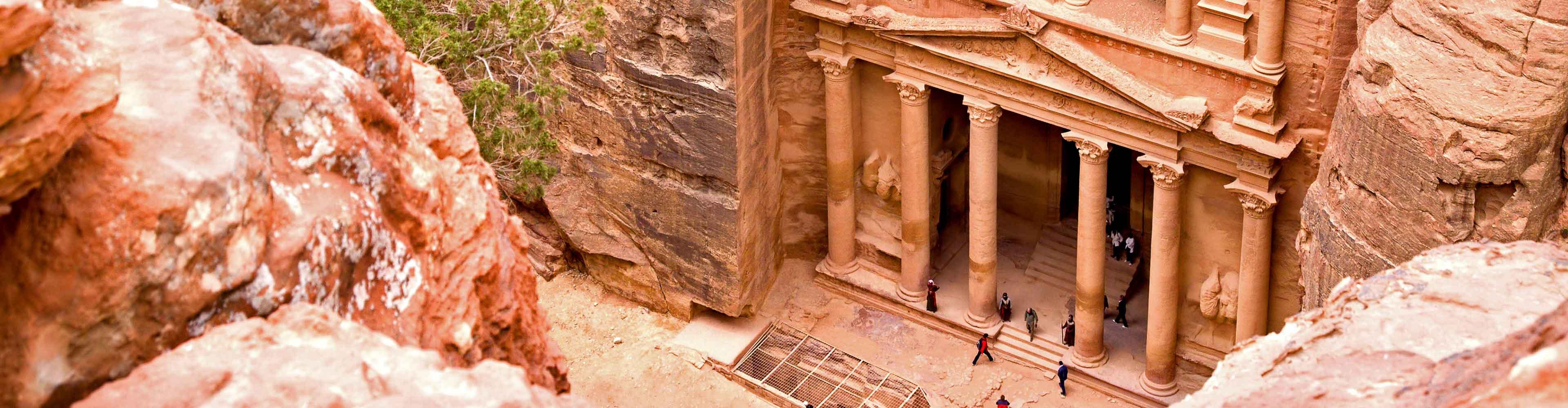 Explore Jordan & Oman