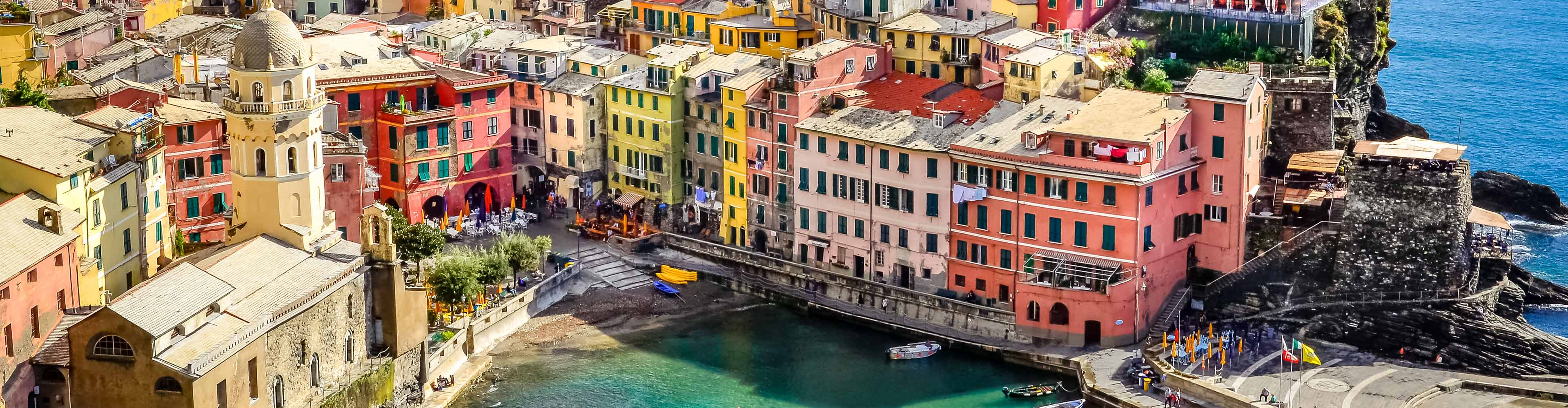 Walking in Italy: The Cinque Terre