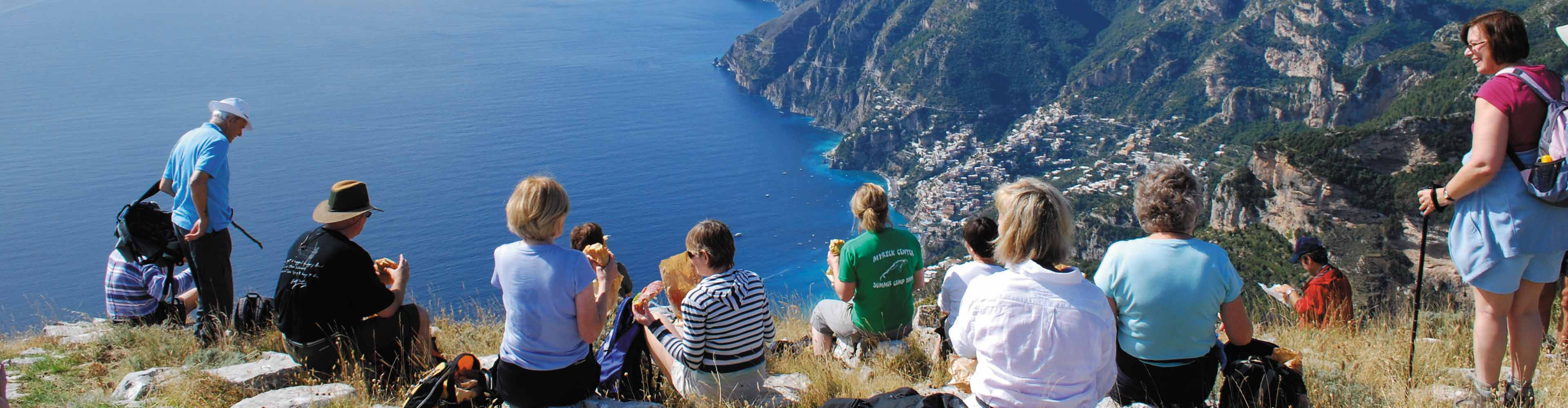Walking in Italy: The Amalfi Coast