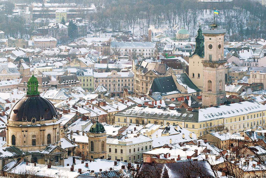 Orthodox Christmas in Ukraine: Limited Edition 2