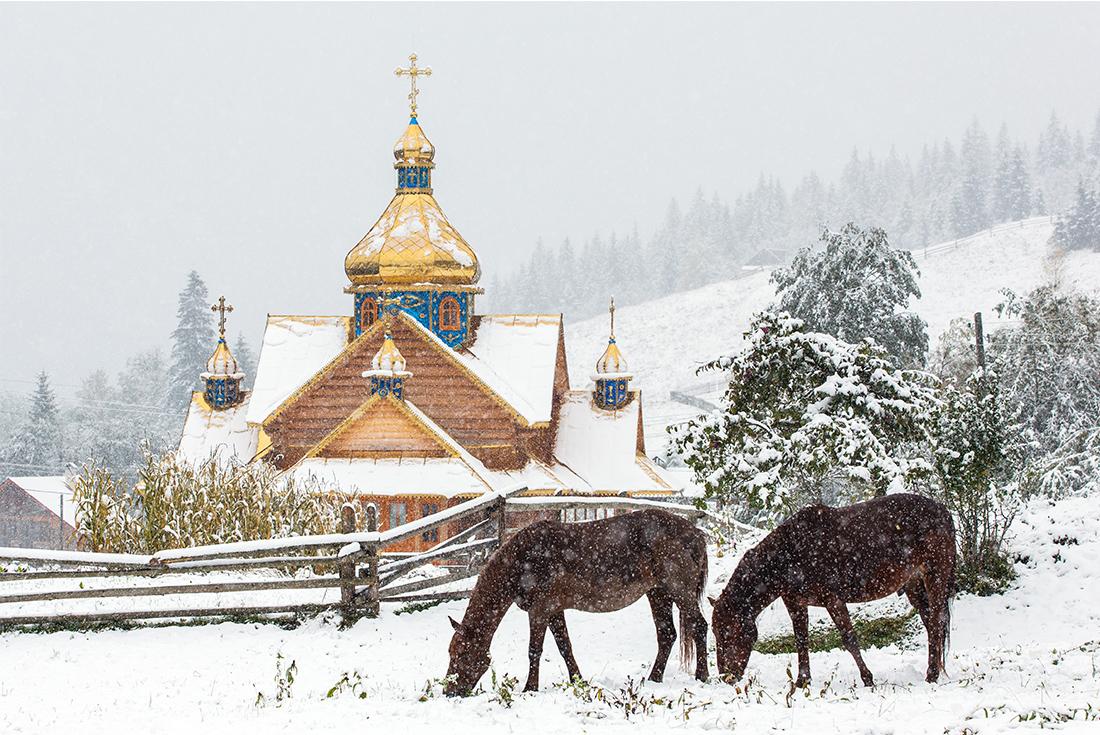 Orthodox Christmas in Ukraine: Limited Edition 3