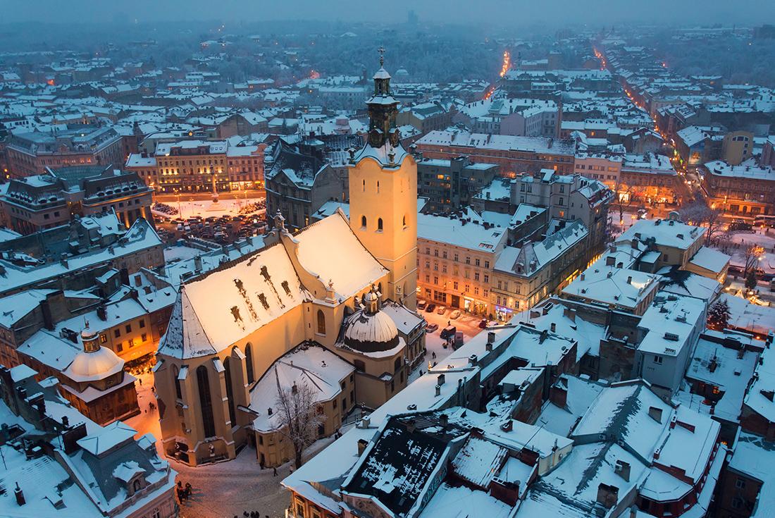 Orthodox Christmas in Ukraine: Limited Edition 4