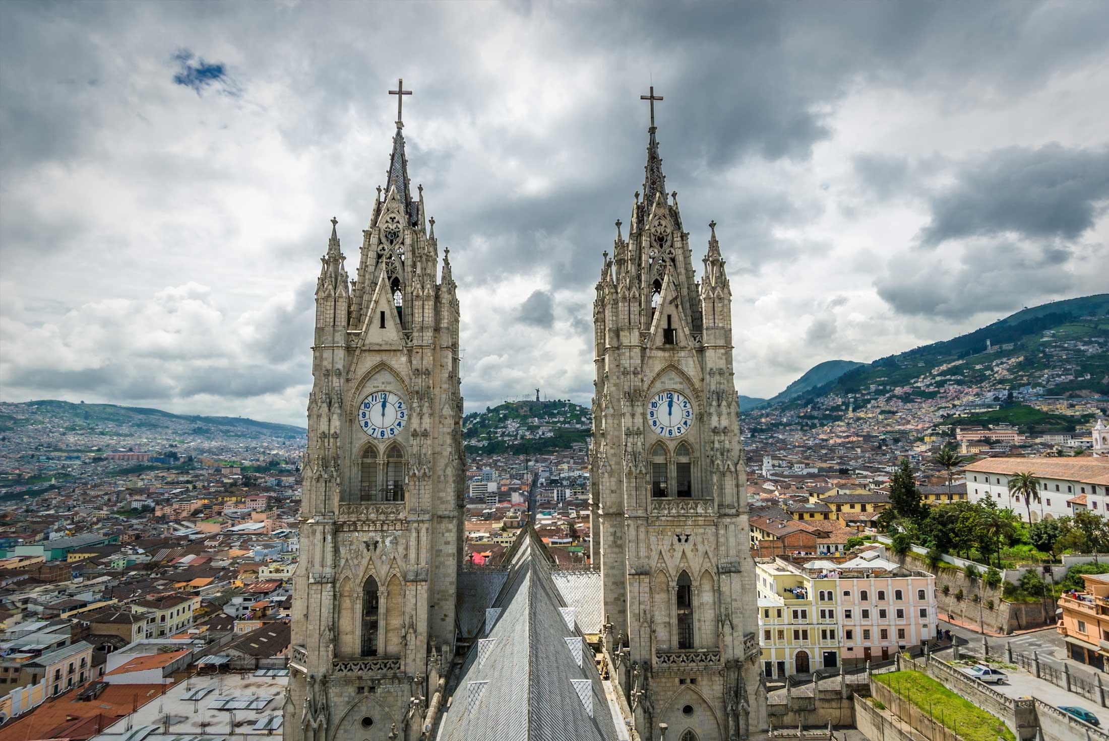 Ecuador, Peru & Bolivia 4
