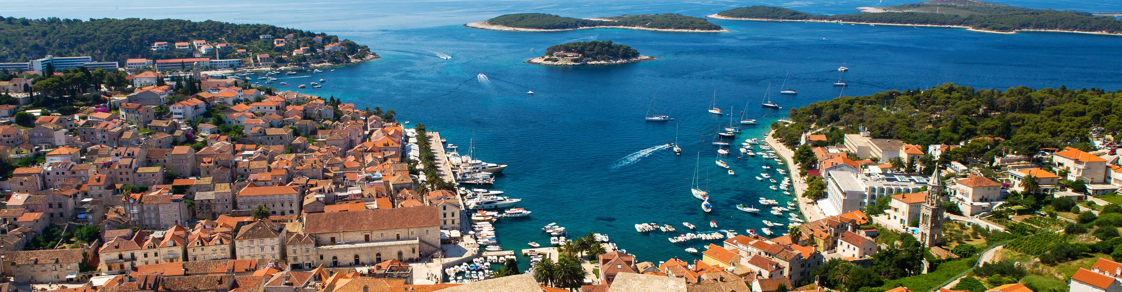 Cruise Croatia: Split to Dubrovnik via Zadar