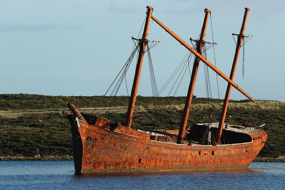 Falkland Islands Expedition: Past & Present 2