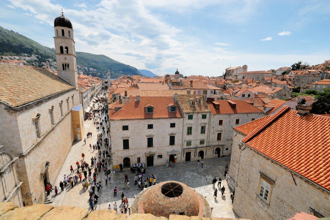 Cruise Croatia - Dubrovnik to  Venice via Split 3