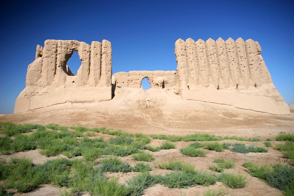 Turkmenistan Discoverer 1