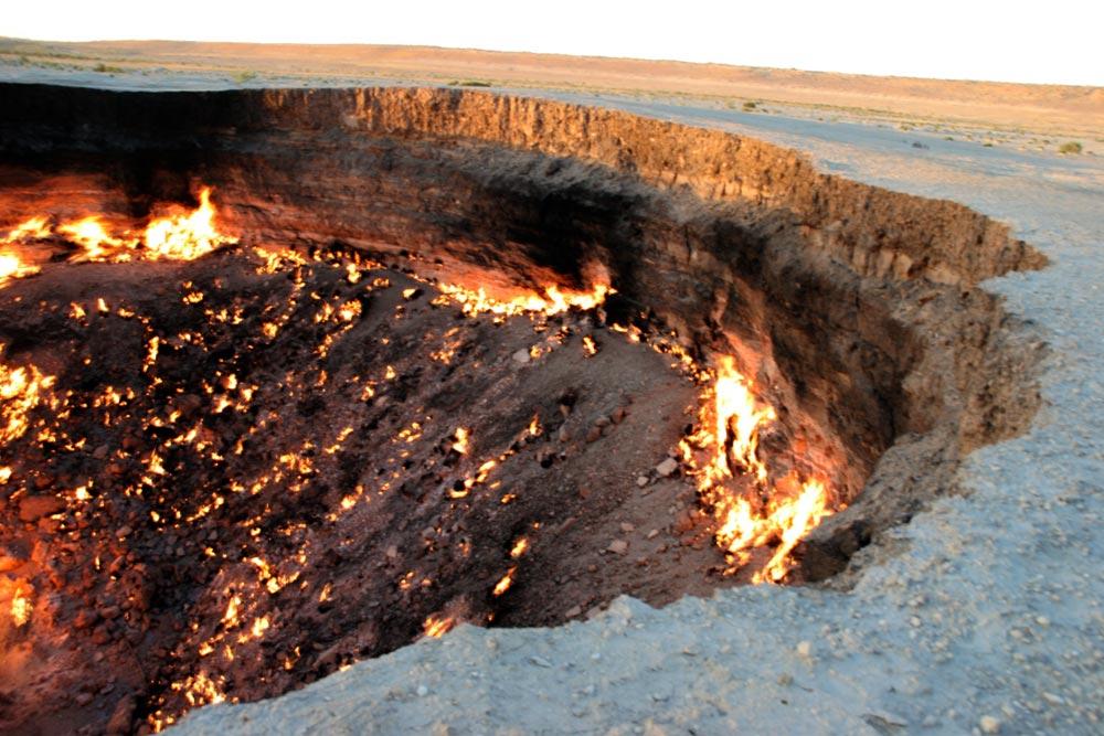 Turkmenistan Discoverer 2