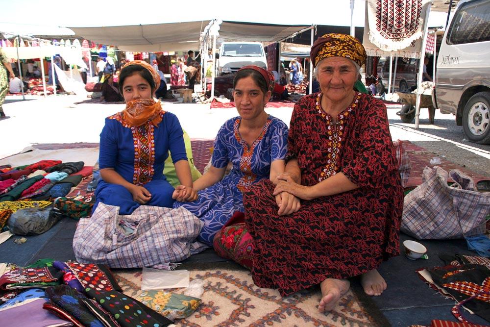 Turkmenistan Discoverer 3