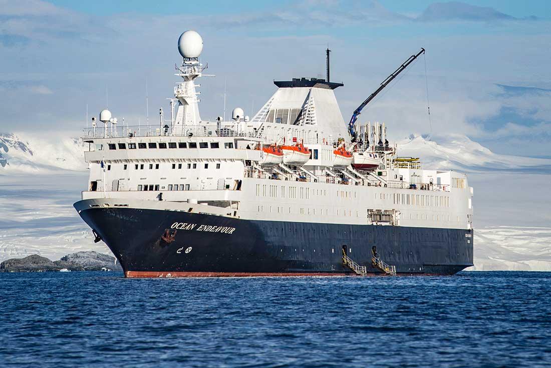 Antarctica, South Georgia and Falklands Explorer 2