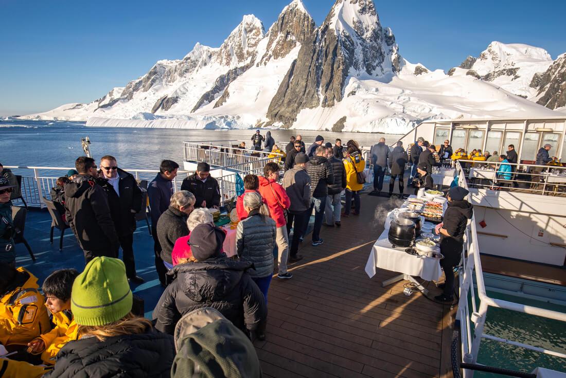 Antarctica, South Georgia and Falklands Explorer 3
