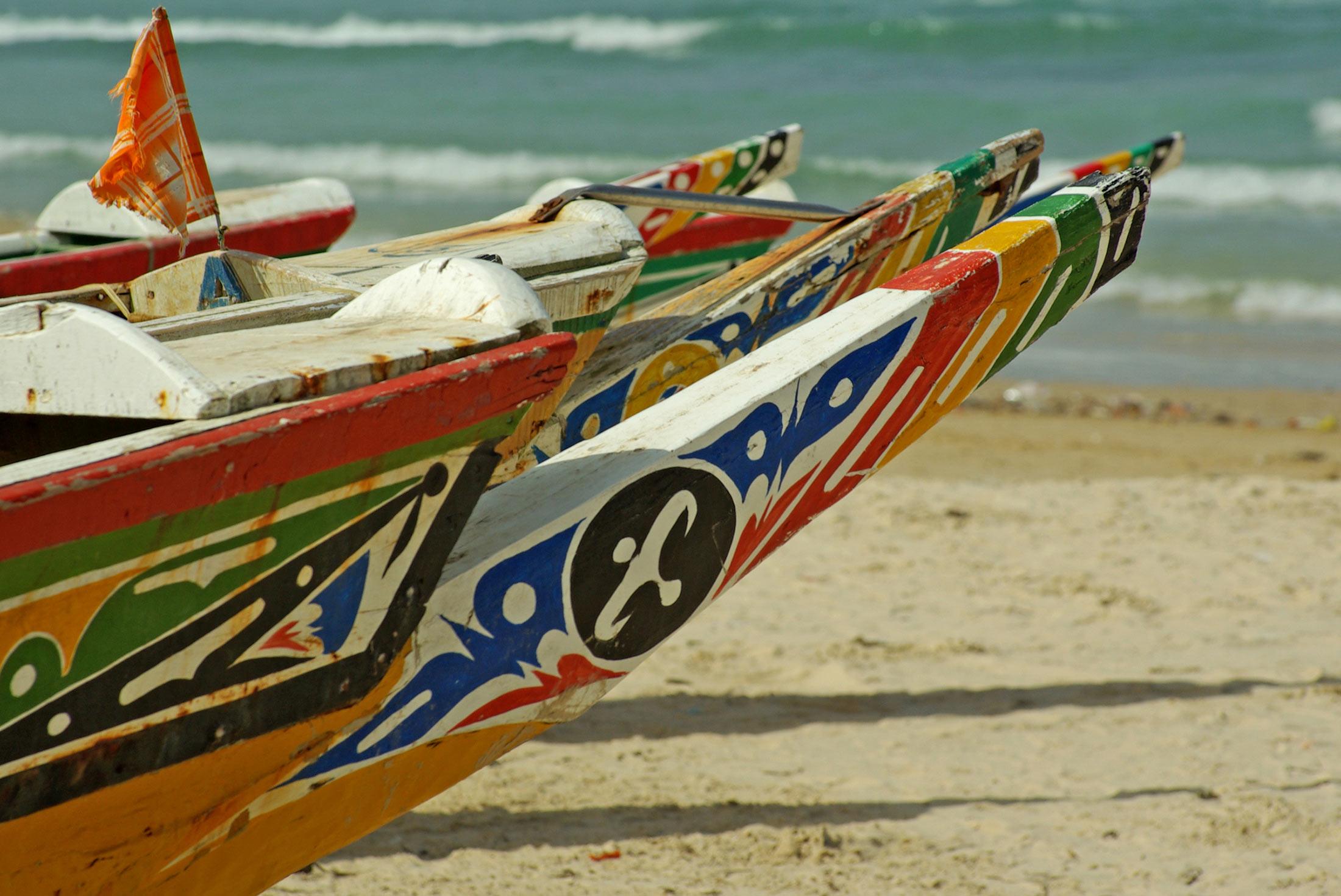 Cruising the Rivers of West Africa (Ex Dakar) 3