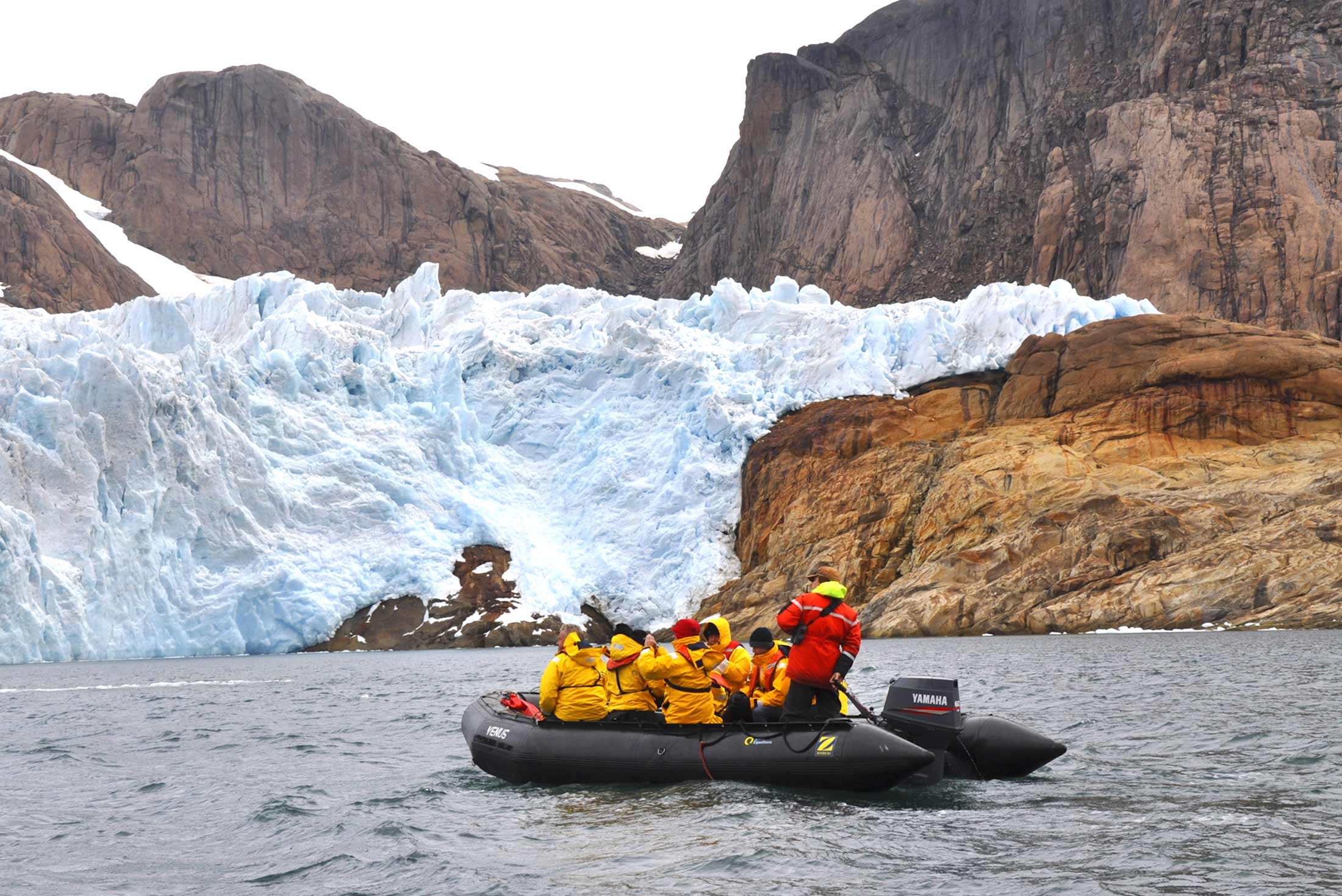 Essential Greenland: Southern Coasts and Disko Bay 1