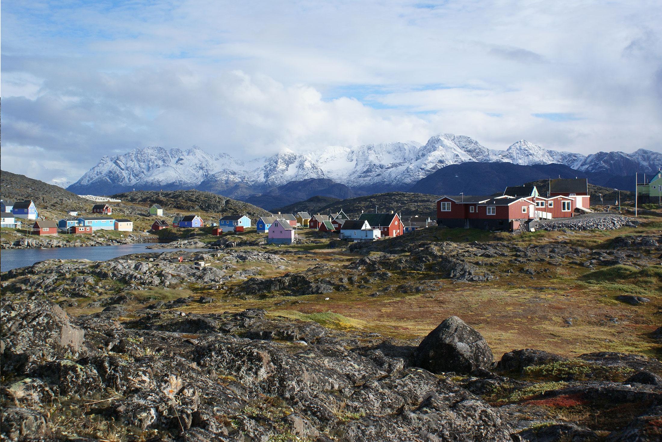Spitsbergen, East Greenland and Iceland - Northbound 4