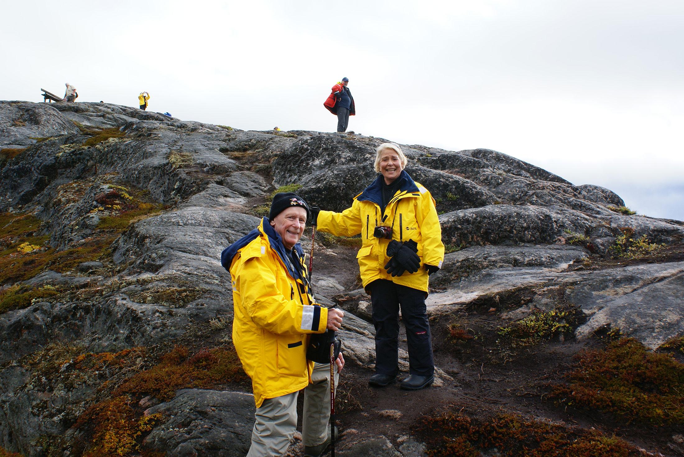 Spitsbergen, East Greenland and Iceland - Northbound 3