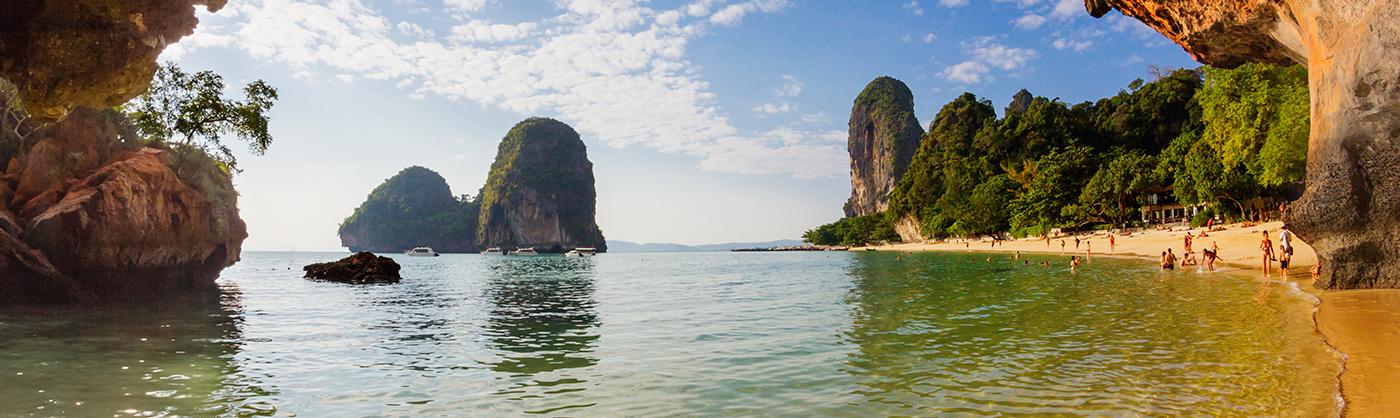 Cruising Thailand & Malaysia: Phuket to Penang