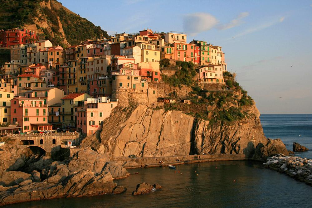Walking in Italy: The Cinque Terre 1