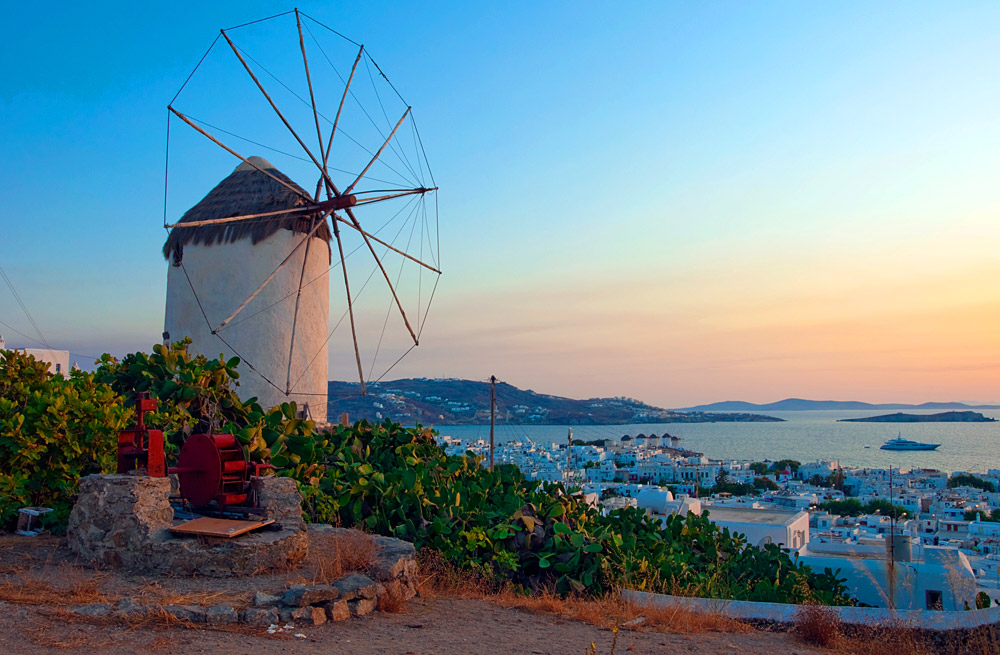 Greek Island Odyssey 1