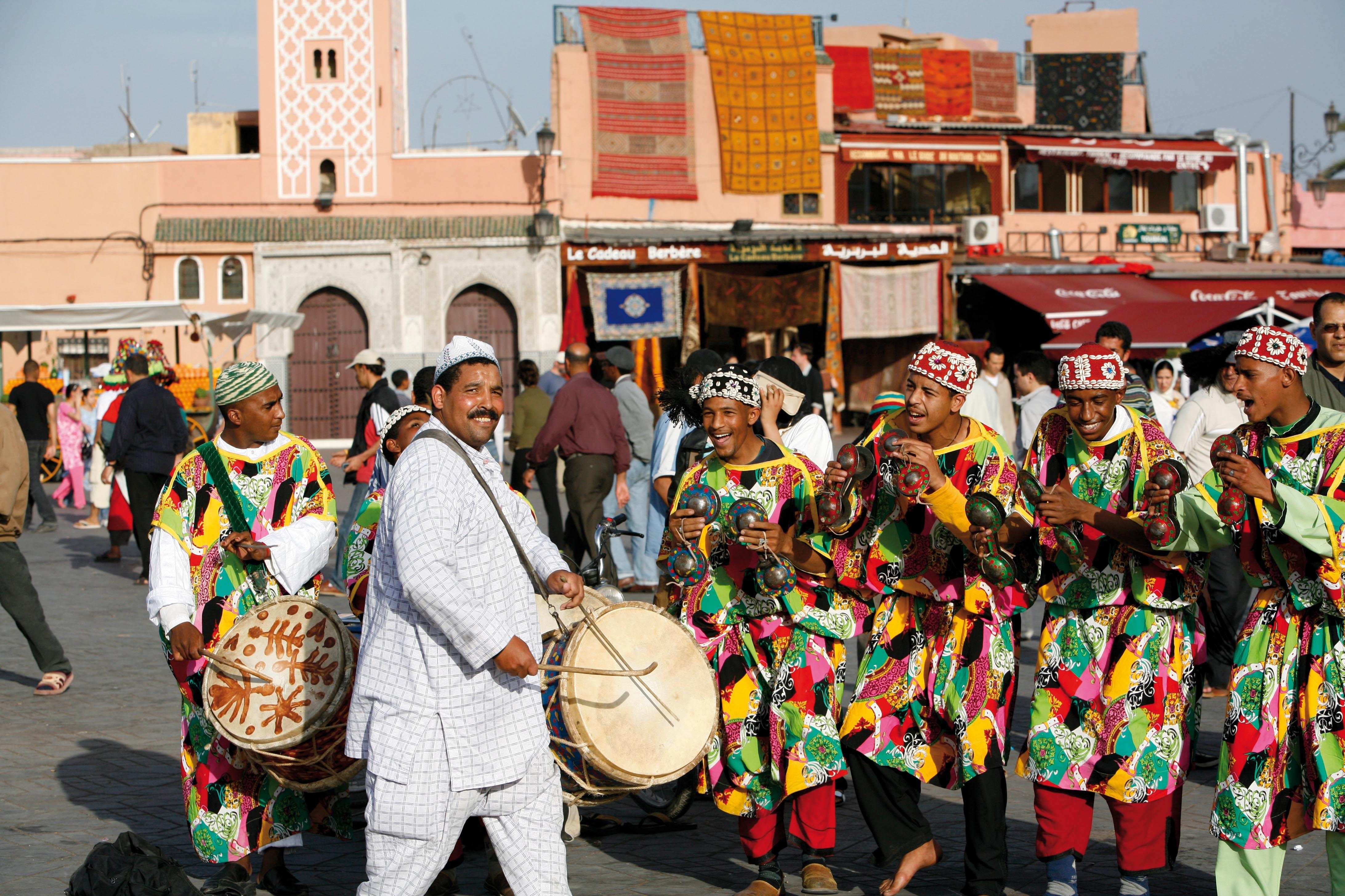 Classic Morocco 4