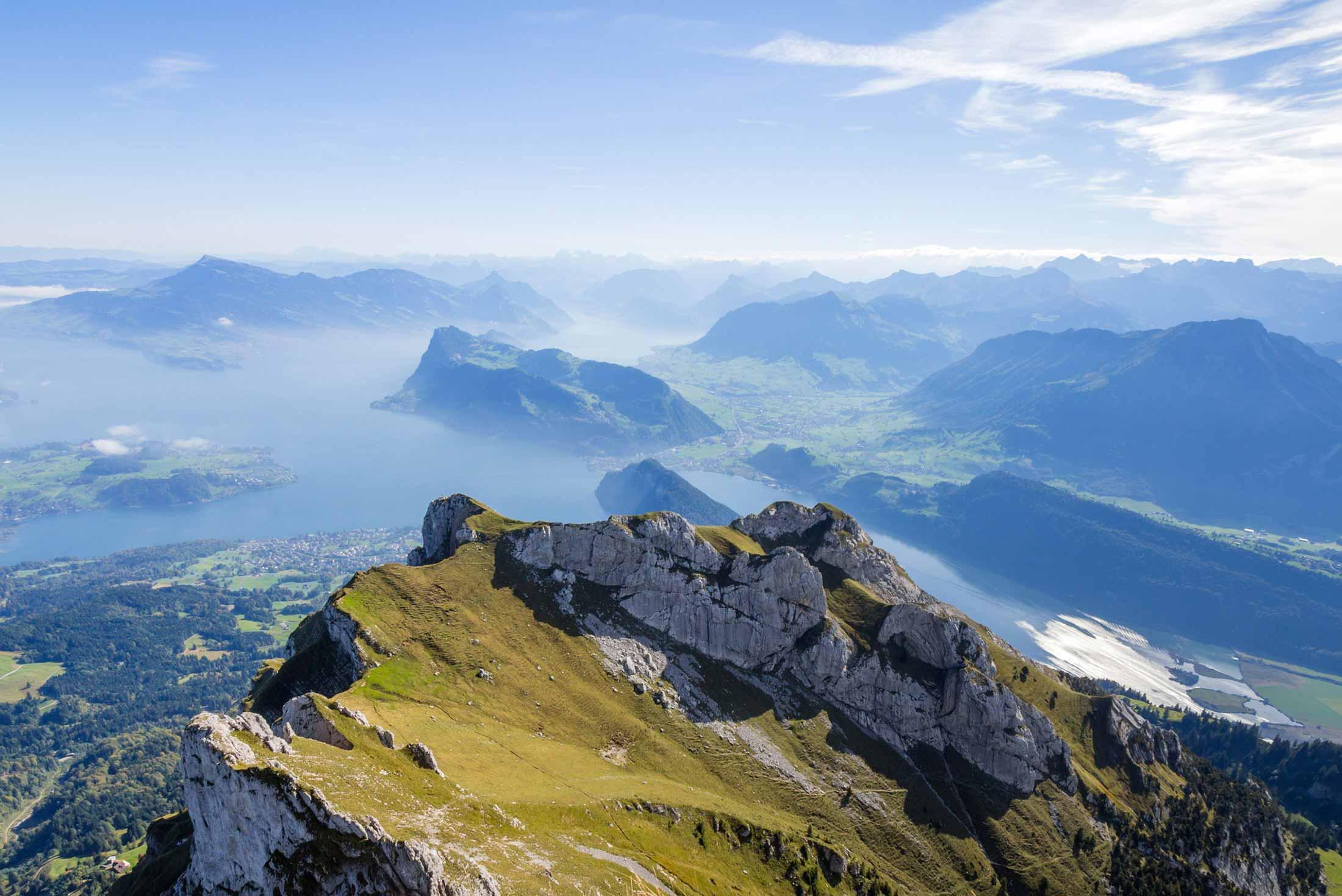 Alpine Railway Journey 4