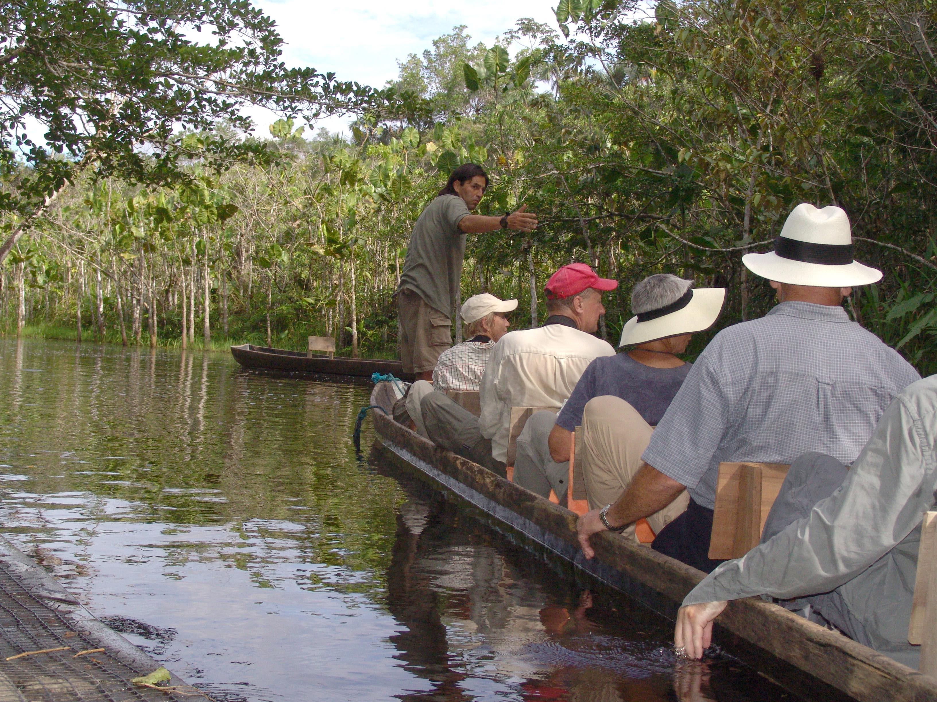Ecuador: Amazon Jungle Experience - Independent 1