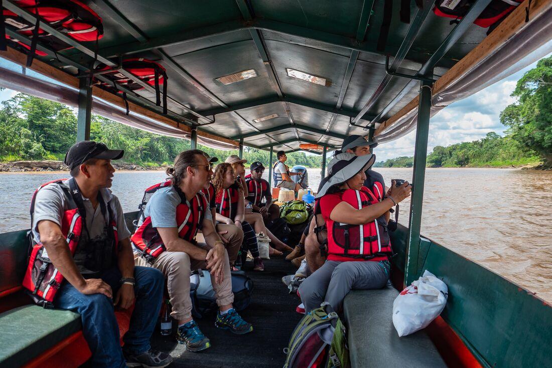 Peru: Amazon Jungle Experience – Independent 3