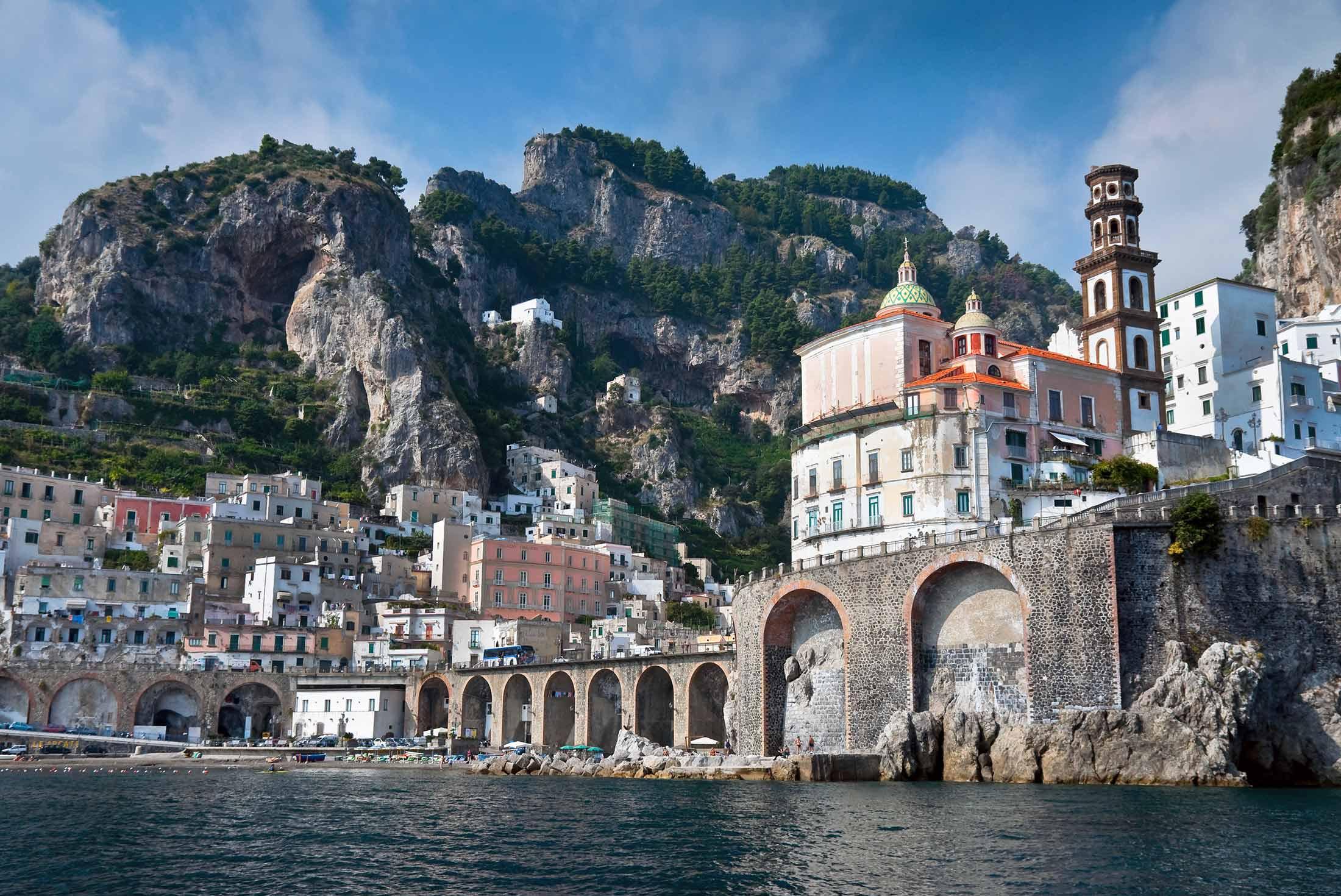 Walking in Italy: The Amalfi Coast 3