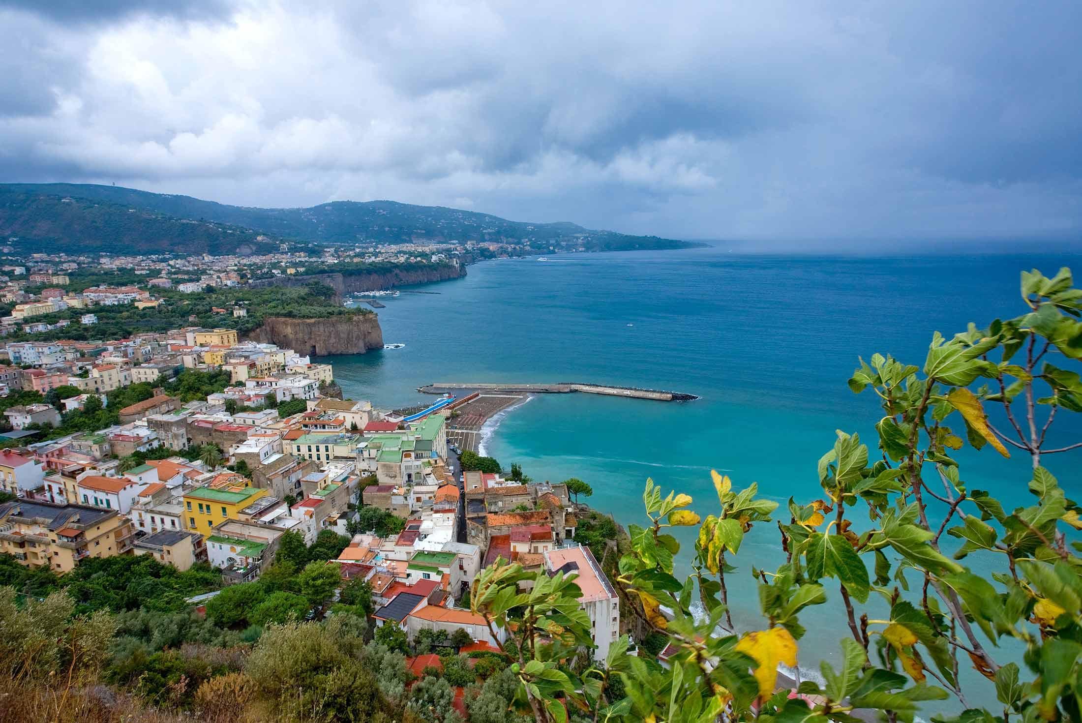 Walking in Italy: The Amalfi Coast 4