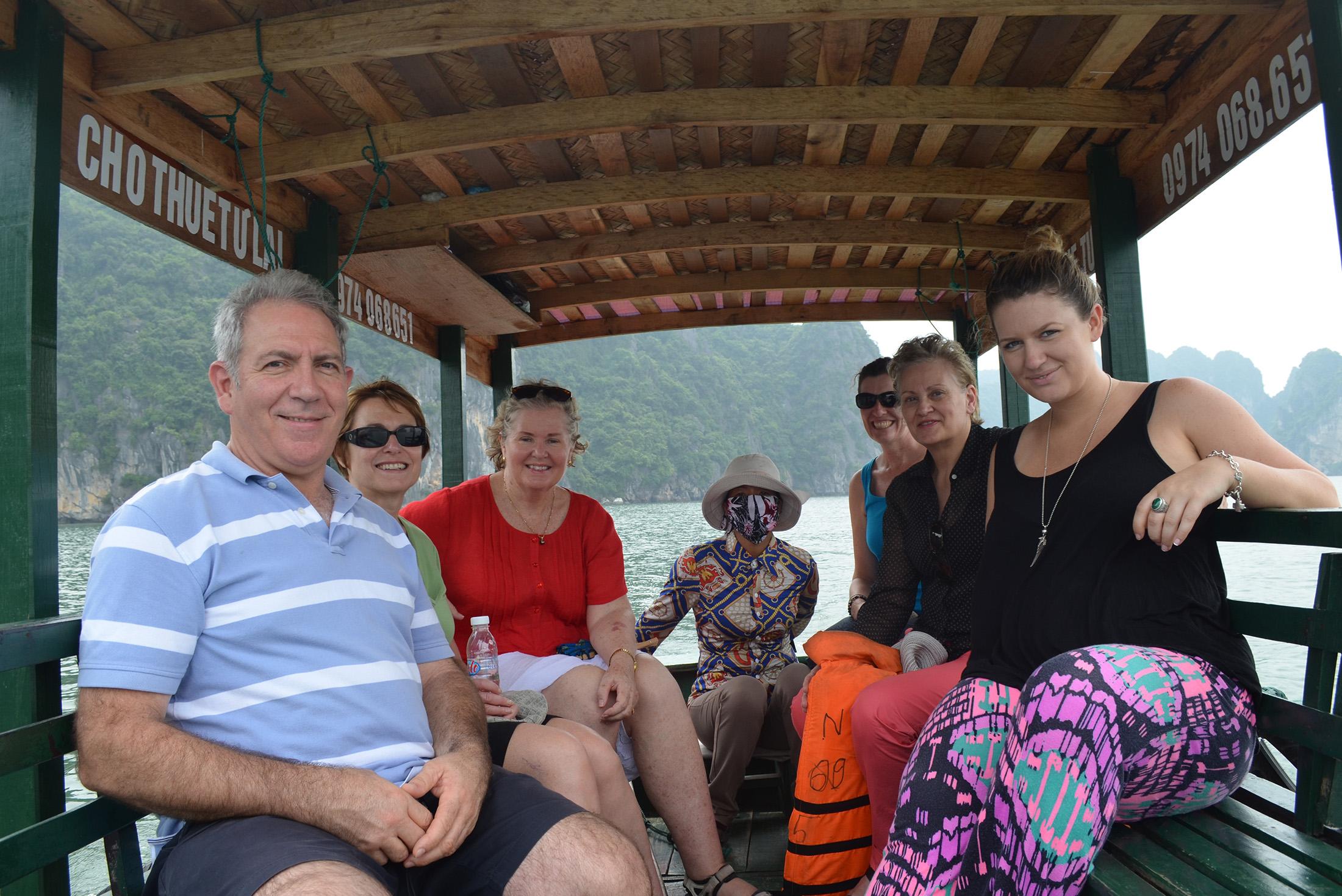 North Vietnam Coastal Cruising: Danang to Hanoi 1
