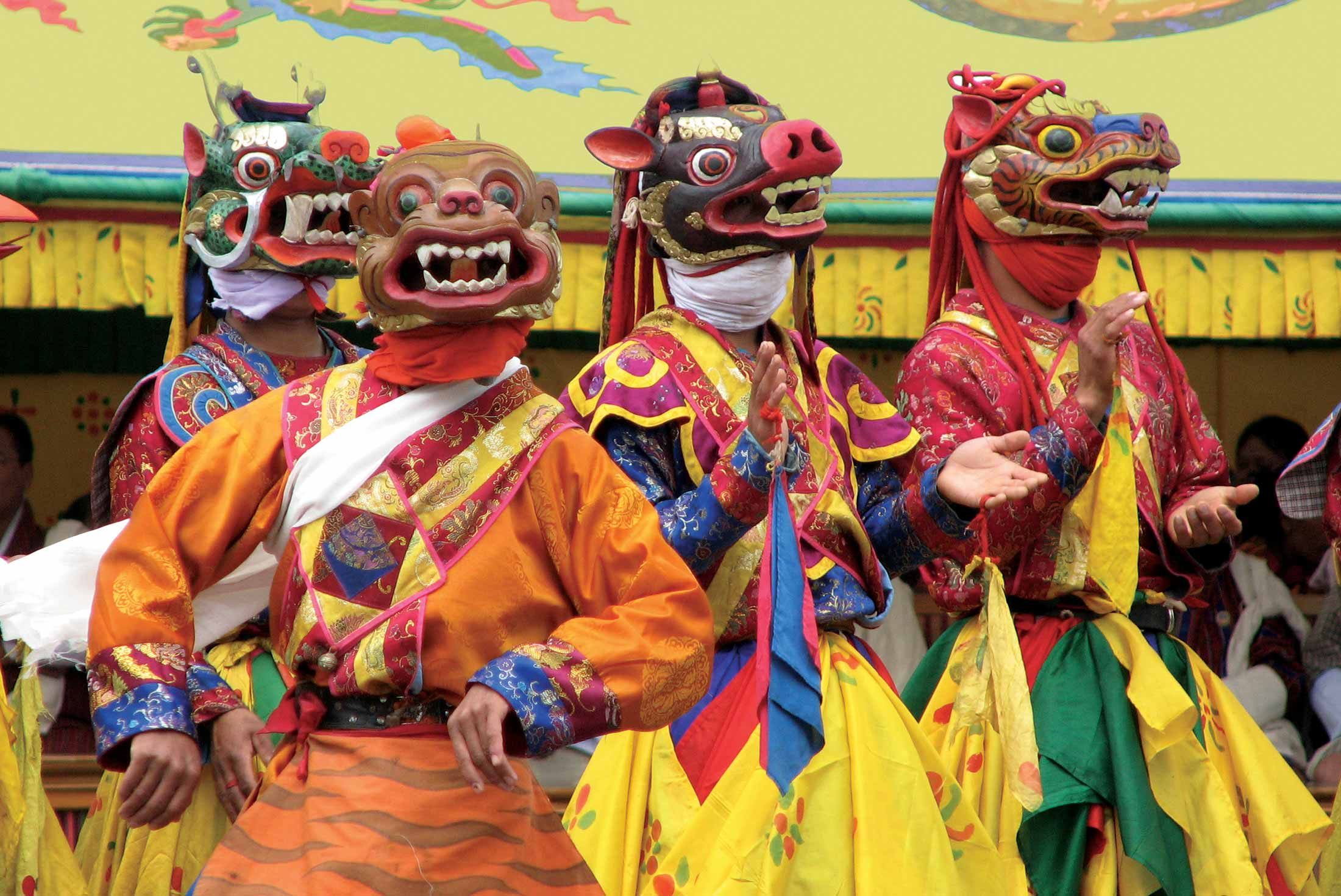Bhutan: Dragon Kingdom 2