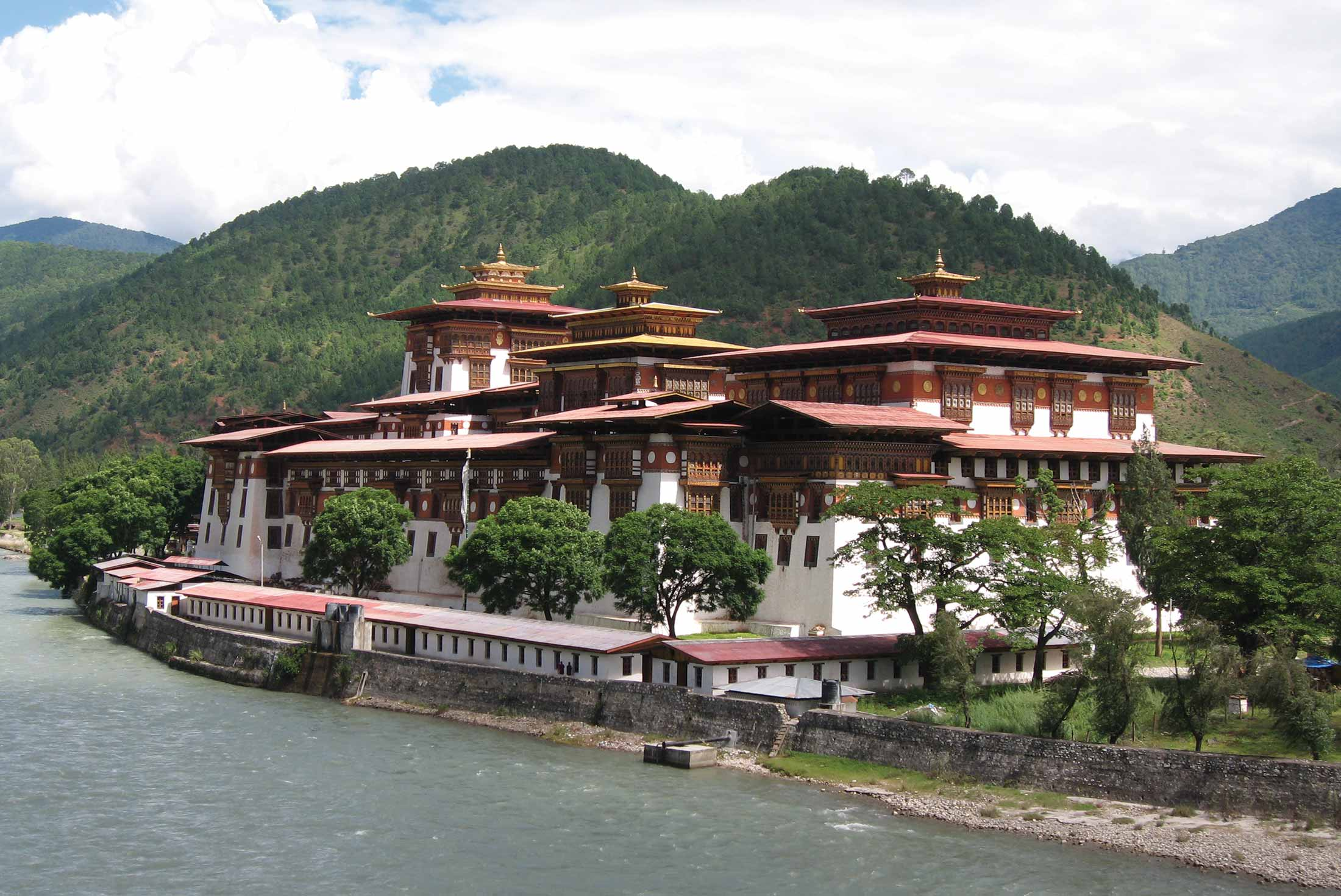 Bhutan: Dragon Kingdom 4