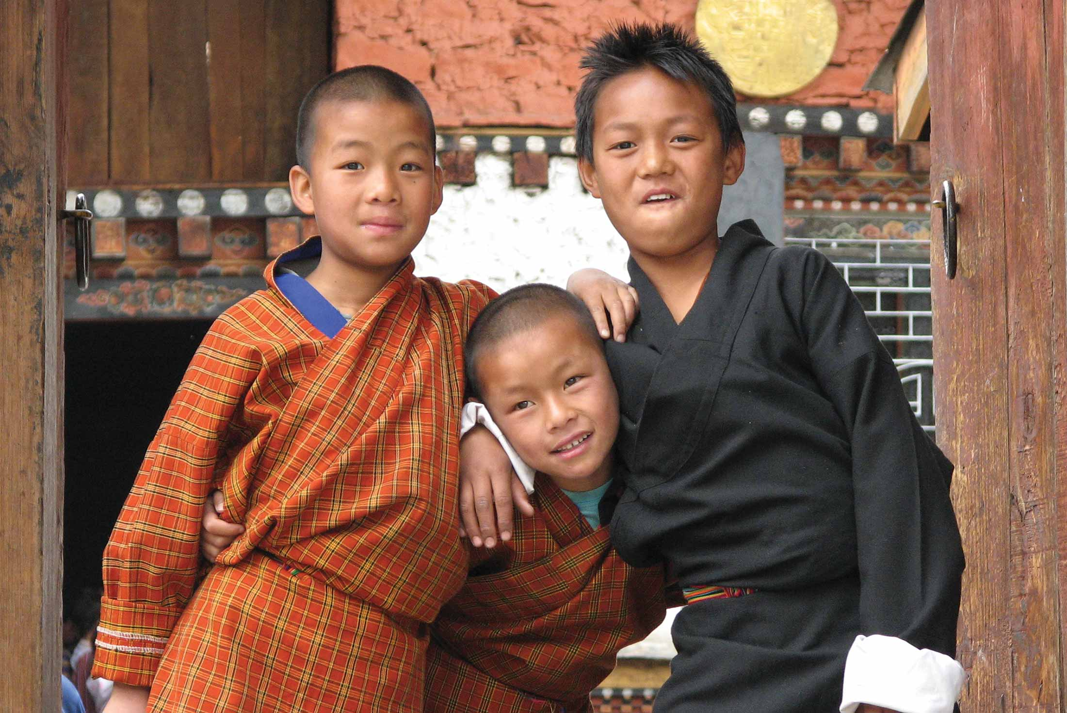 Bhutan: Dragon Kingdom 3