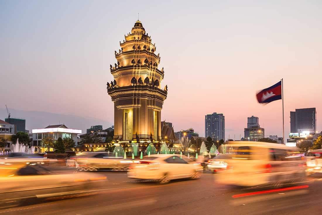 Heritage Vietnam & Cambodia 2