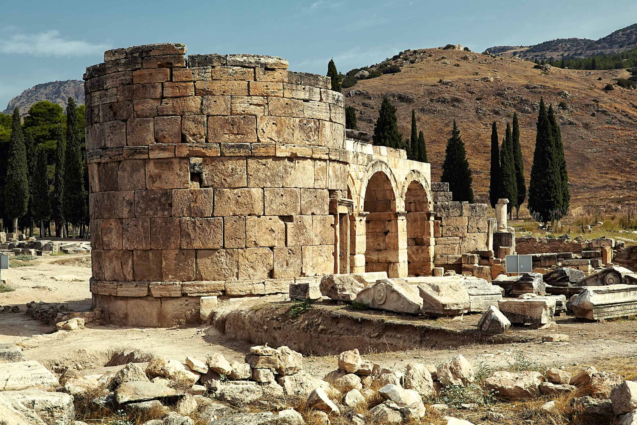 Ancient Ruins of Turkey – Limited Edition 3