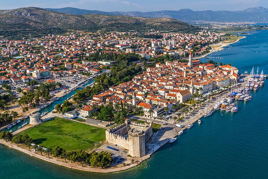 Cruise Croatia: Split to Dubrovnik via Zadar 1
