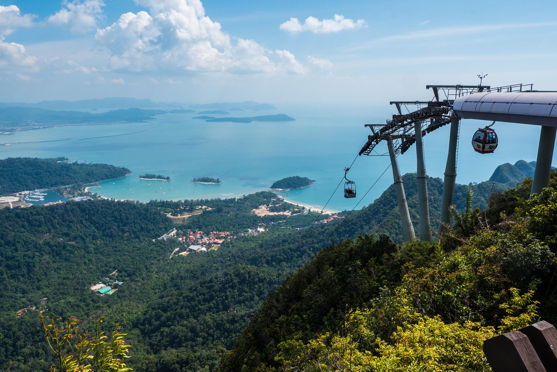 Cruising Thailand & Malaysia Southbound: Phuket to Penang 3