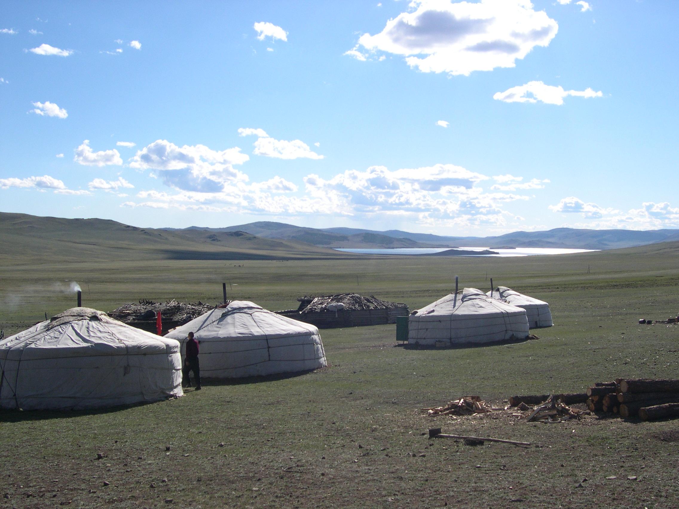 Mongolia's Nadaam Festival 2