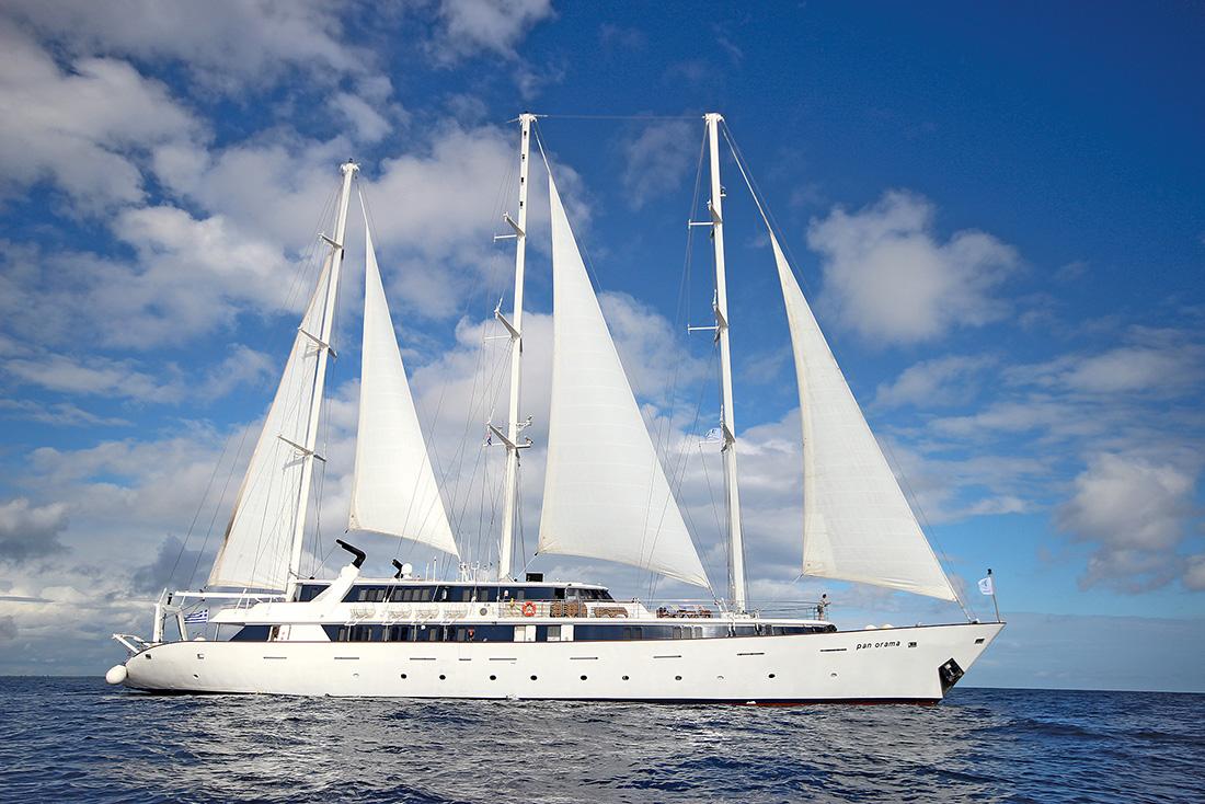 Cruising the Cape Verde Islands 4