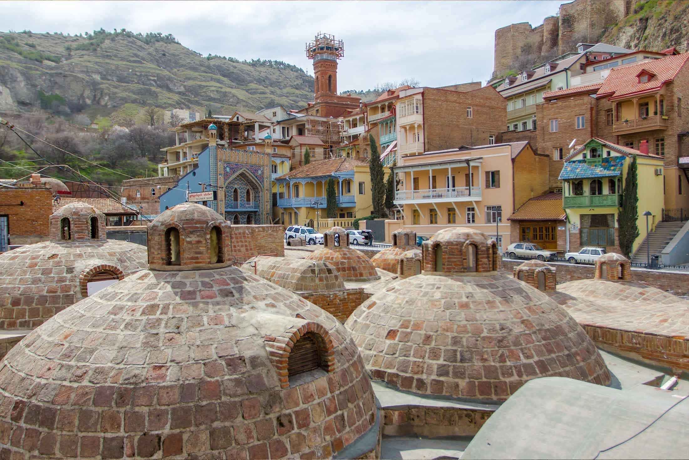 Explore Azerbaijan, Georgia & Armenia 3