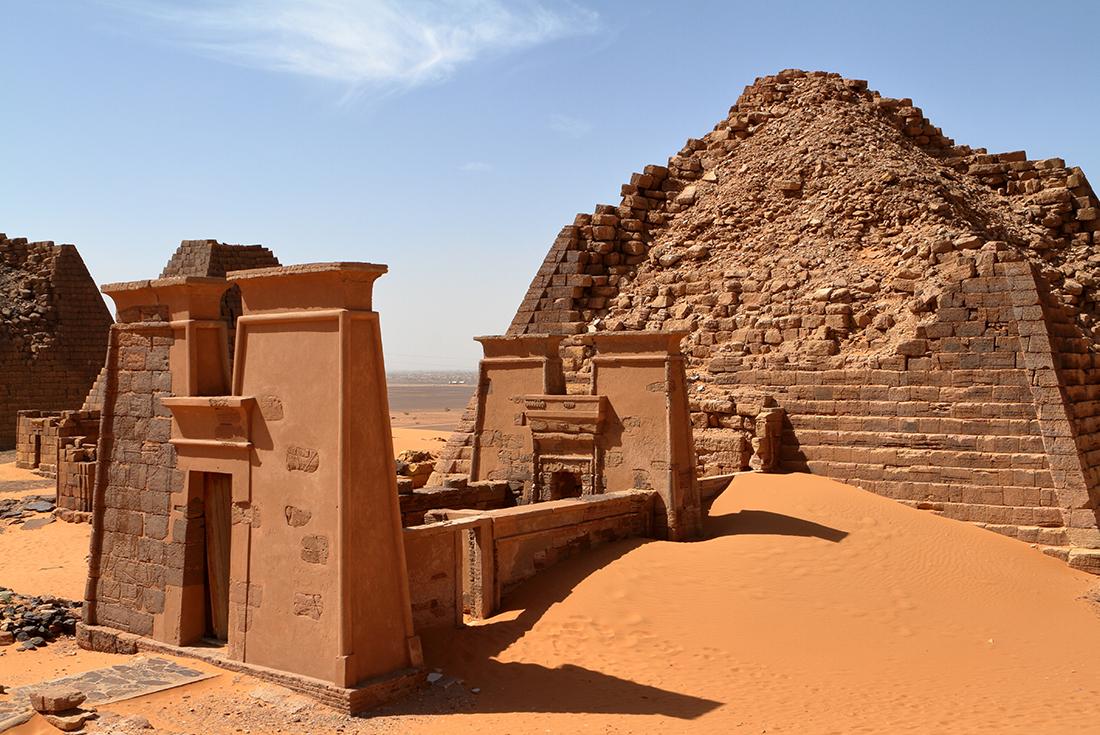Ancient Sudan Experience 1