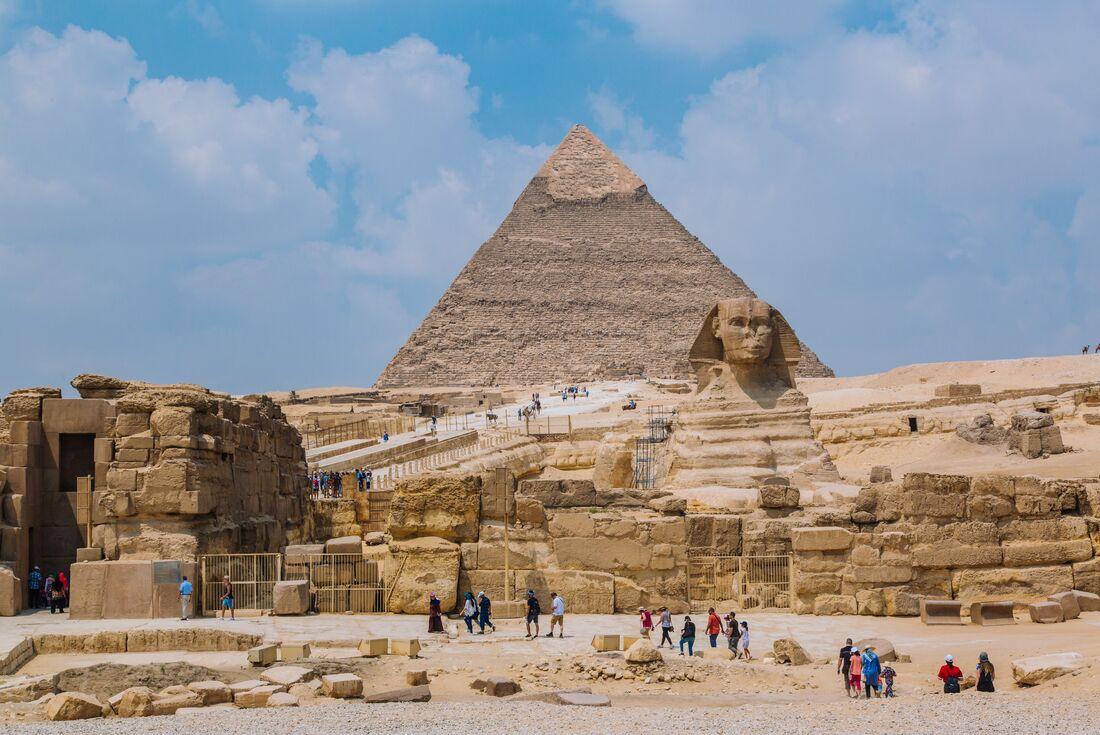 Egypt, Jordan & Oman 1