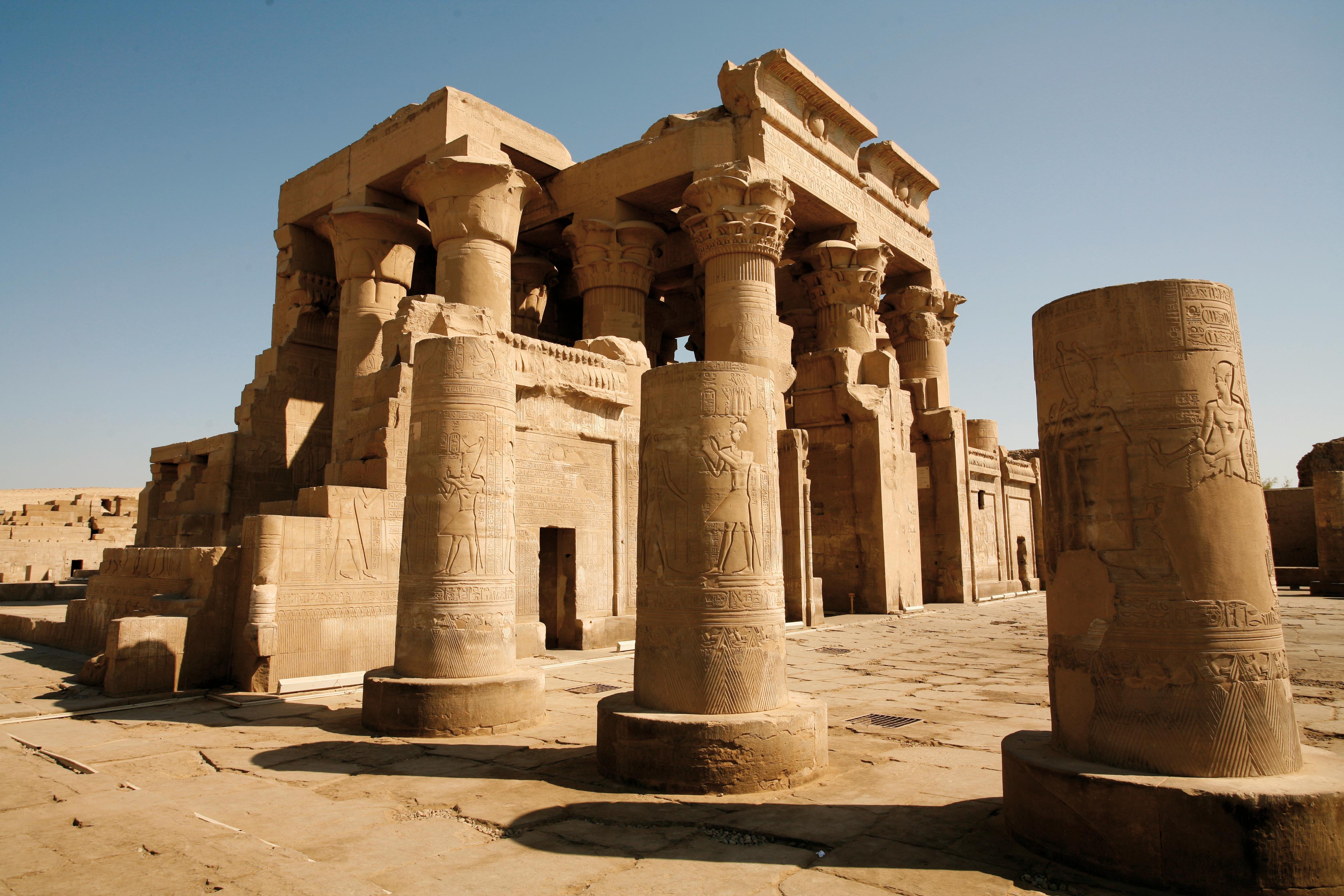 Egypt and Jordan in Depth 4