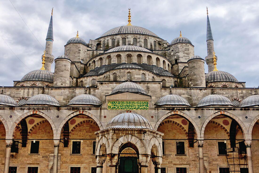 Turkey and the Caucasus Adventure 1