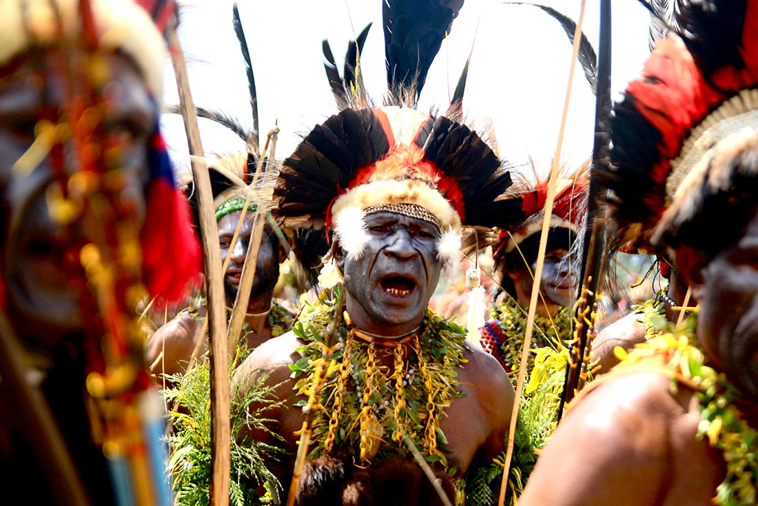Goroka Show, Papua New Guinea - Limited Edition 1