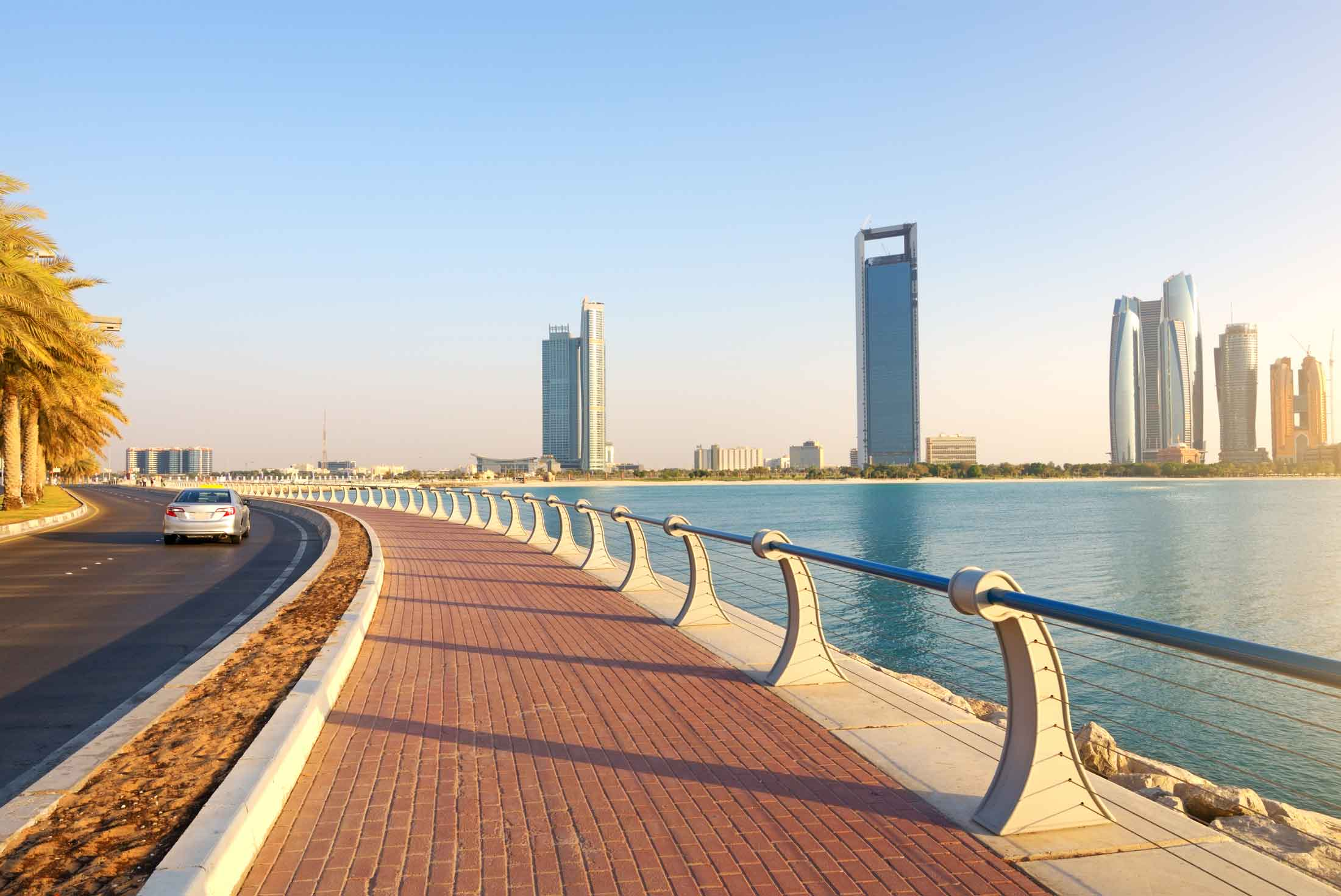 Abu Dhabi Experience: Independent 1