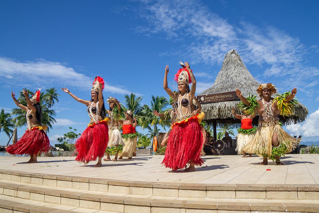 Tahiti, the Society and Tuamotu Islands 1